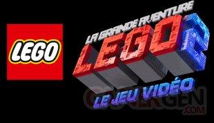 La Grande Aventure LEGO 2 Le Jeu Vidéo logo 27 11 2018