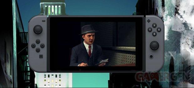 LA L.A. Noire Switch images