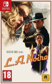 LA Noire Jaquette Cover02