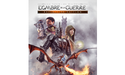 La Terre du Milieu L'Ombre de la Guerre Definitive Edition key art