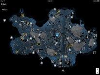La Terre du Milieu Ombre du Mordor application Palantir images screenshots 5
