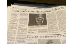LA Times Fail PlayStation 4 blanche white large