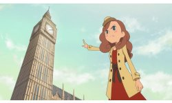 Lady Layton's Mystery Journey Katrielle and the Millionaires Conspiracy screenshot 2