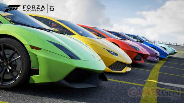 Lamborghini Geneva Forza6 WM