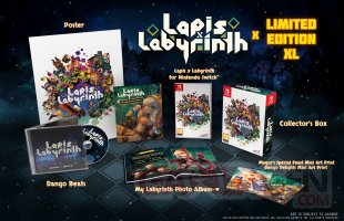 Lapis x Labyrinth collector Switch 08 12 2018