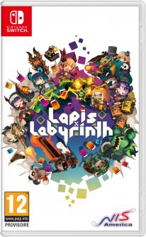 Lapis x Labyrinth jaquette Switch 08 12 2018