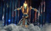 Lara Croft and the Temple of Osiris head