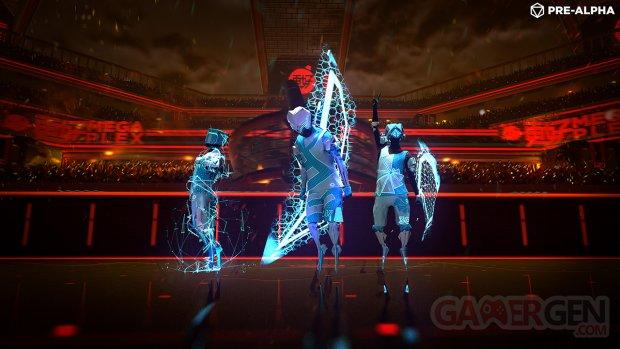 Laser League Screenshot capture (2)