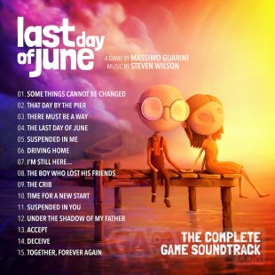 Last Day of June Soundtrack Couver Front Back (1)