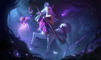 Le Chemin, un mythe ionien  Cinématique Fleur spirituelle 2020   League of Legends (00)