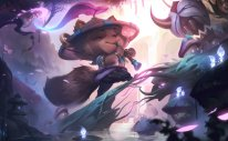 Le Chemin, un mythe ionien  Cinématique Fleur spirituelle 2020   League of Legends (20)