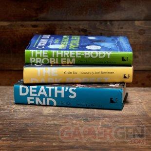 le Problème à trois corps trilogie