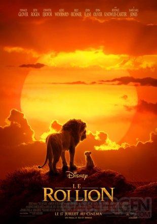 Le Roi Lion poster 25 02 2019