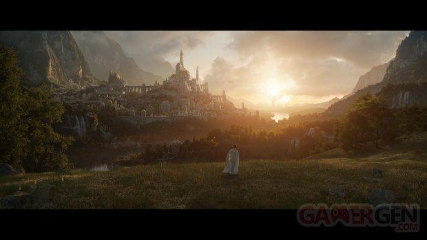 Le Seigneur des Anneaux Série Amazon Prime Video