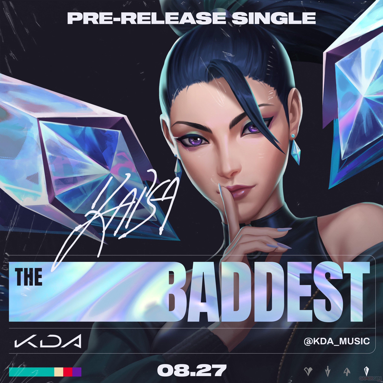 RIOT Games : K/DA, le groupe de pop annonce son retour