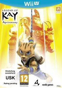 Legend of Kay Anniversary 02 02 2014 jaquette Wii U