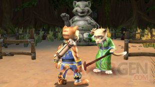 Legend of Kay Anniversary 04 04 2015 screenshot 5