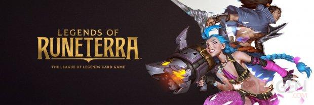 Legends of Runeterra head