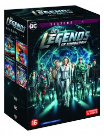 Legends of Tomorrow DCDVD.
