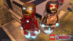 LEGO Avengers DLC PlayStation 7