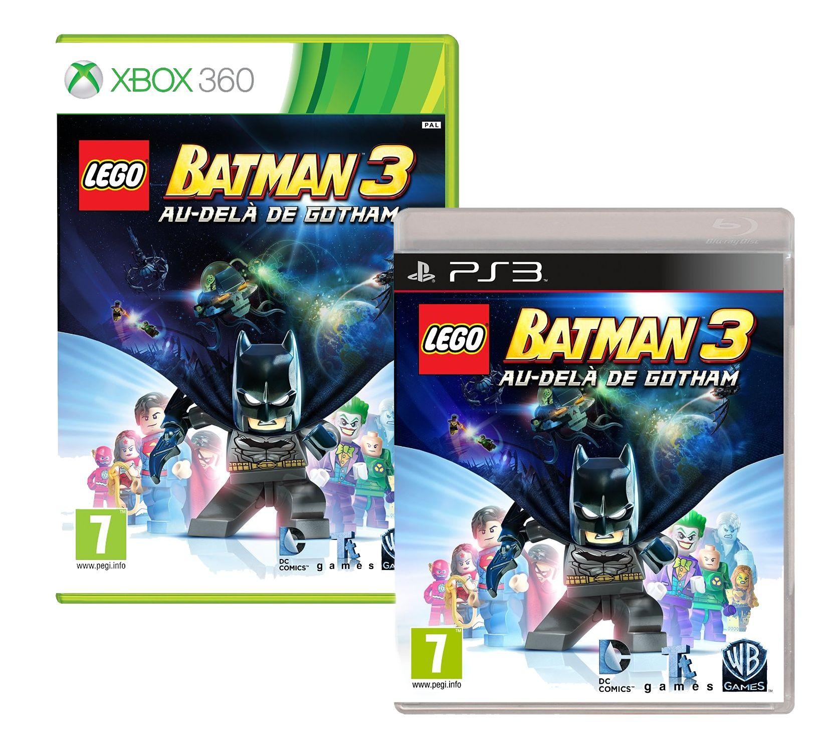 TEST - LEGO Batman 3 : Au-delà de Gotham - Que valent les ...