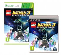 LEGO Batman 3  Au delà de Gotham jaquette