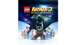 LEGO Batman 3 Key art
