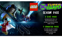 LEGO DC Super Vilains Season Pass