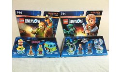 LEGO Dimensions de?ballage Team Pack 64