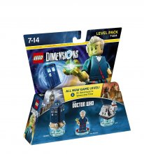 LEGO Dimensions Doctor Who Fun Pack Unboxing deballage   000