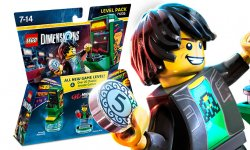 LEGO Dimensions Level Pack Arcade Midway