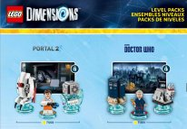 Lego Dimensions Pack (6)