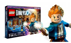 LEGO Dimensions Story Pack Les Animaux Fantastiques