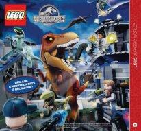 LEGO Jurassic World set