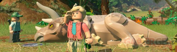 LEGO Jurassic World  test impressions verdict edition switch image (1)