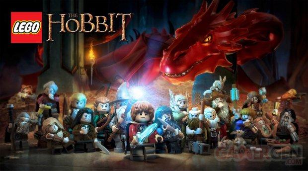 Lego le hobbit art 1
