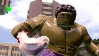 LEGO Marvel Avengers head