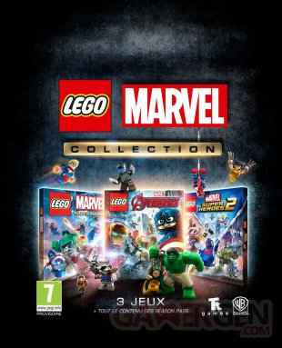 LEGO Marvel Collection 05 02 2019