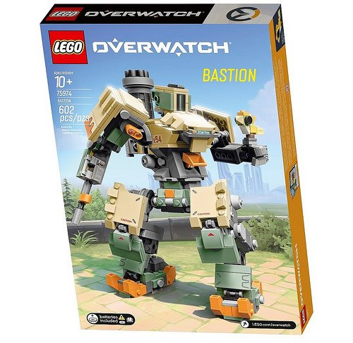 LEGO Overwatch Bastion  (1)