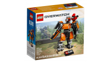 LEGO Overwatch Bastion (4)