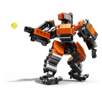 LEGO Overwatch Bastion (5)