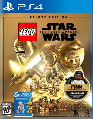 LEGO Star Wars Deluxe Edition