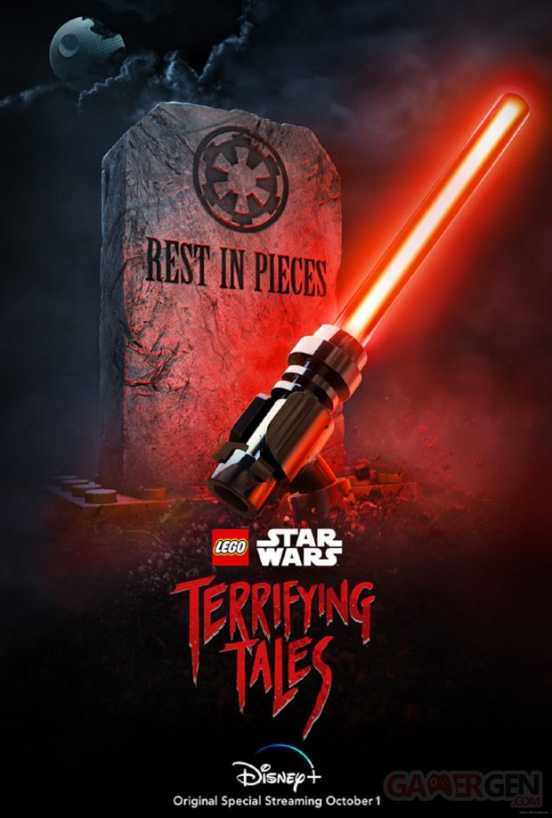 lego star wars terrifying tales poster 087744211