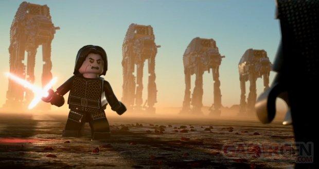 LEGO Star Wars The Skywalker Saga head