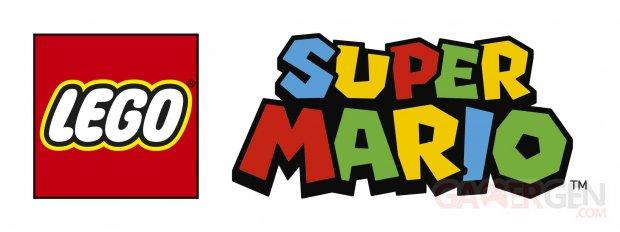 LEGO Super Mario logo 12 03 2020