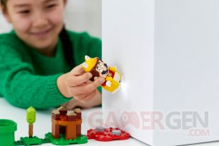 LEGO Super Mario Power Up Packs head 3