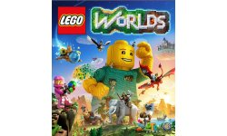 LEGO Worlds jaquette 29 11 2016