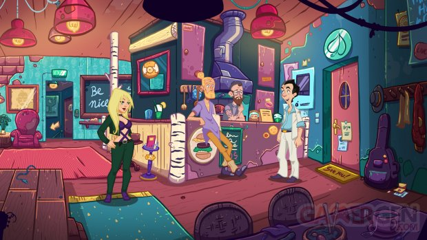 Leisure Suit Larry Wet Dreams Don't Dry  (2)