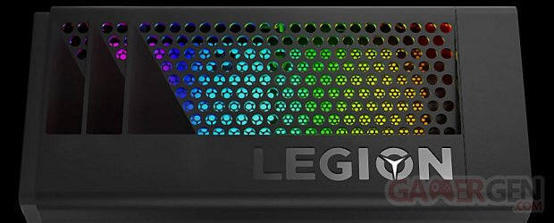 Lenovo Legion T730 PC test impressions