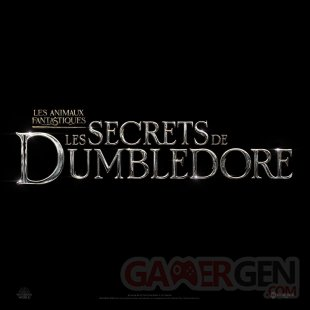 Les Animaux Fantastiques Les Secrets de Dumbledore 22 09 2021 logo